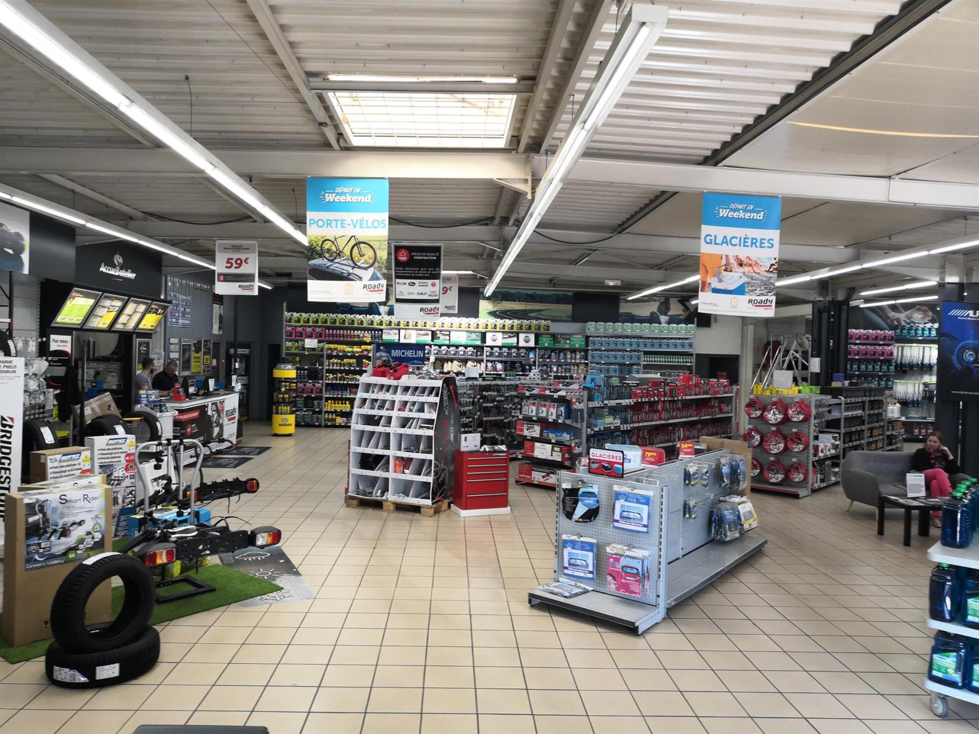 Photo Centre Auto Roady Le Cendre